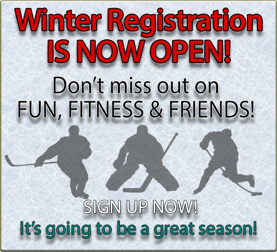 TNHC Winter 2017-2018 Registration