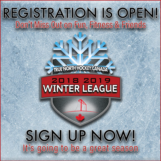 TNHC Winter Registration